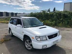 1998 Subaru Forester S TB