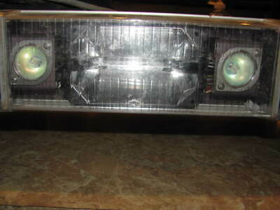 Whelen Freedom Light Bar Front Take Downs Pair Tested Working