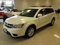 2014 Dodge Journey SXT BLANC 7 PLACES VUS MAGS GR.ELEC