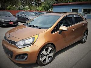 2013 Kia Rio SX | GOOD OR BAD CREDIT. EVERYONE GETS APPROVED