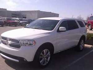 2013 Dodge Durango All wheel drive / clean with 20's! London Ontario image 4