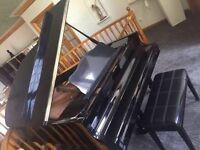 **MOVING!!! MUST SELL!!! GORGEOUS SAMICK GRAND PIANO**
