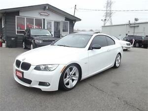 2009 BMW 335i xDrive|M SPORT|RED INTER|LEATHER|SUNROOF|NOACCIDEN
