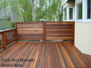 Durable, Beautiful, Easy to Maintain Exotic Hardwood Products