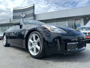 2005 Nissan 350Z GT CONVERTIBLE 6SPD LOADED ONLY 114KM