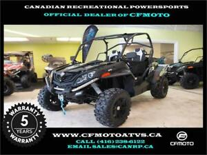 SPECIAL OFFER*** CF MOTO 2019 UFORCE 1000 ROOF INCLUDED   ATVs