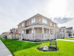 ***PREMIUM CORNER LOT 4+3 BEDROOM DETACHED HOUSE IN BRAMPTON***