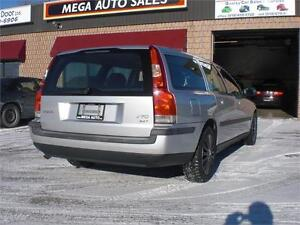 2003 Volvo V70  Wagon 4994 CERTIFIED / E-TESTED London Ontario image 2