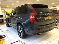2020 Volvo XC90 B6P Mild Hybrid R Design AWD A Automatic Petrol/Electric 4x4