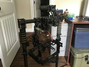 CAME 7000 3 AXIS DSLR GIMBAL