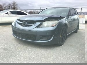 2008 Mazda MAZDASPEED3 Bicorps