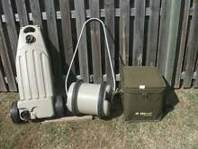 UK/EURO VARIOUS CARAVAN ACCESSORIES, SOLD TOGETHER AS ONE LOT. Burpengary Caboolture Area Preview