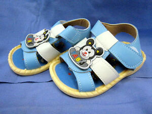 ** $5 Baby Squeaky Sandals **