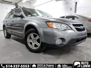 2009 Subaru Outback 2.5 AWD/TOIT PANO/SIEGES CHAUF/SUPER PROPRE!