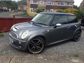 Mini Cooper S Supercharged 2003 Metallic Silver Full service history