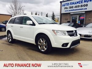 2011 Dodge Journey LEATHER LOADED RT AWD RENT TO OWN $9 A DAY