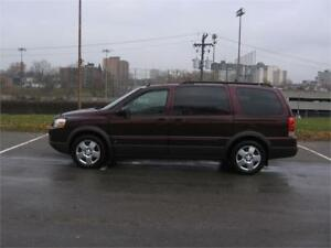 2008 PONTIAC MONTANA EXTENDED- ONLY $4995!