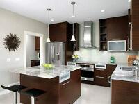 Kitchen Granite, Quartz, Marble Countertops !!!