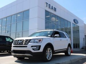 2017 Ford Explorer 301A, LIMITED, 4WD, CLASS III TOWING PKG, SYN