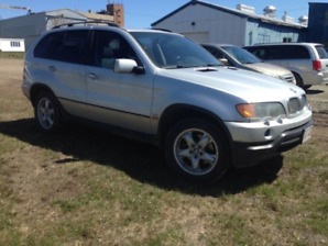 BMW X5 ( SUV )  2002, 4.3 AWD Great shape , reliable & strong
