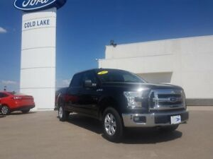 2015 Ford F-150 $253 BI-WEEKLY*, XLT, SEATS 6, 2.7L V6, ONE OWNE