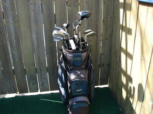 Men's Right Hand golf club sets Taylormade