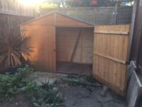 Garden/Bicycle Shed
