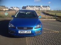 Ford Focus Zetec Climate 1800,for sale or swap for good small van
