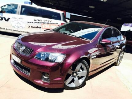 2012 Holden Commodore VE II MY12.5 SS Z Series Maroon 6 Speed Sports Automatic Sedan