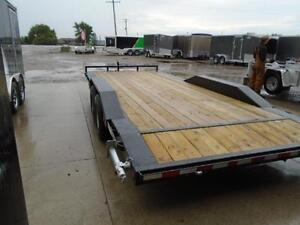 PJ BUGGY HAULER - 5 TON 7 X 20' BED -YOUR LOWEST CANADIAN PRICE London Ontario image 6