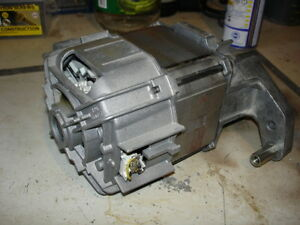 Bosch washing machine motor.