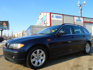 2004 BMW 3-Series 325XI---AWD---LEATHER-SUNROOF--2.5L 6CYL