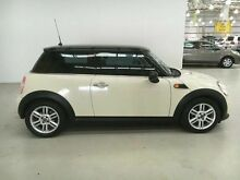 2012 Mini Hatch R56 LCI Cooper D White 6 Speed Manual Hatchback Edgewater Joondalup Area Preview