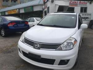 2009 Nissan Versa 1.8 SL Safety &E Test is Included The Price