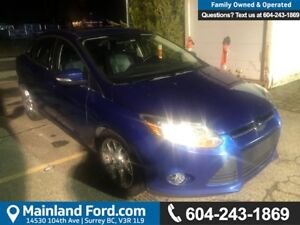 2012 Ford Focus SEL *PRICED TO SELL*