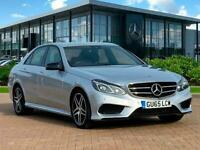 2015 Mercedes-Benz E Class E220 Bluetec Amg Night Edition 4Dr 7G-Tronic Auto Sal