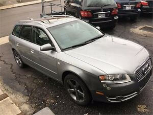 2005 Audi A4 2.0T-WAGON-CERITIFIED- EASY FINANCING APPROVALS