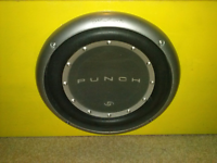 "Rockford Punch P2 10"" Subwoofer"