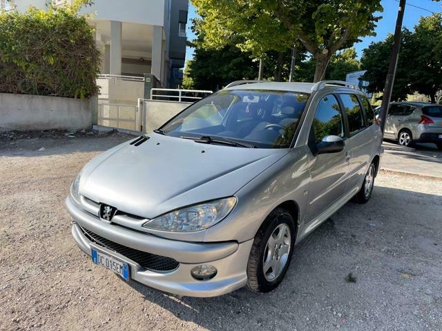 PEUGEOT 206 1.4 HDi SW ONE Line