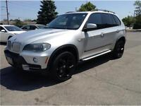 2007 BMW X5 4.8i, LEATHER, PANORAMIC SUNROOF, VERY CLEAN!!!