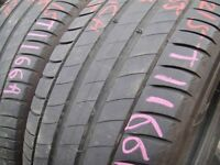 215/55/16 Michelin Primacy 3, XL x2 A Pair, 5.4mm (454 Barking Rd, Plaistow, E13 8HJ) Used Tyres