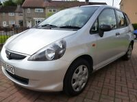 2005 55 Honda Jazz 1.2 S DSi Full Yrs MOT 5dr Hatchback