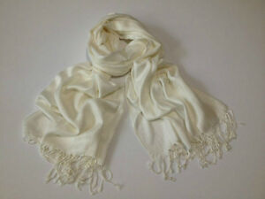 SCARVES BEAUTIFUL DELICATE PASHMINA /SILK  SCARVES