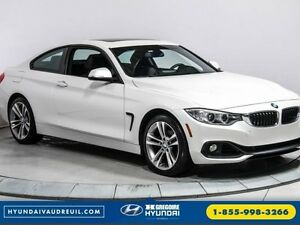 2014 BMW 4 Series Xdrive Sport-Line Auto Cuir Toit BMW Connected