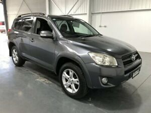 2008 Toyota RAV4 ACA33R Cruiser (4x4) Grey 4 Speed Automatic Wagon Beresfield Newcastle Area Preview
