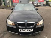 2007 BMW 3 Series 2.0, M sports, WELL LOOKED AFTER, SERVICE HISTORY, 2 KEYS,
