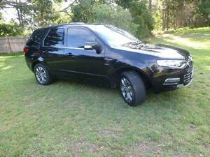 June 2011,  SZ, 7 seater, Ford Territory Titanium  Wagon Toogoom Fraser Coast Preview