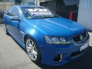 2011 Holden Commodore VE II MY12 SS V Redline Blue 6 Speed Sports Automatic Sedan Edwardstown Marion Area Preview