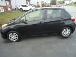 2012 Toyota Yaris-Best Price, Condition and Lowest KMs