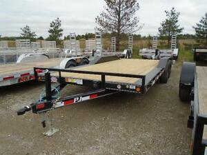 PJ BUGGY HAULER - 5 TON 7 X 20' BED -YOUR LOWEST CANADIAN PRICE London Ontario image 14